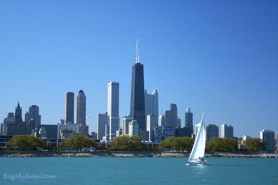 my city and chicago Chicago is the third largest city in the united states, with a population of nearly  three million people its scenic lakeside location, world-class cultural offerings.