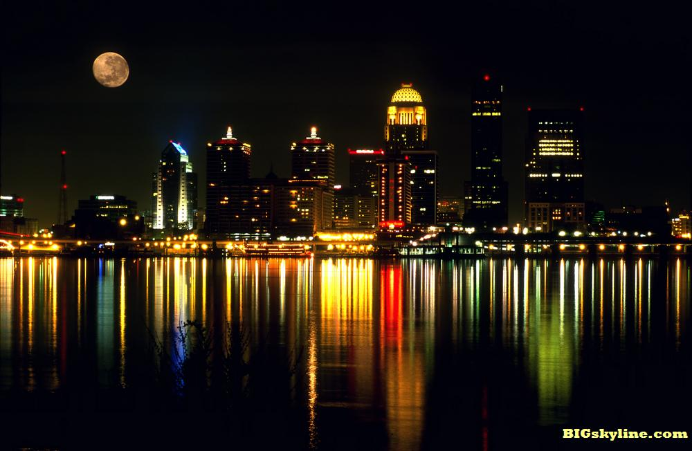 Madison Wisconsin City Skyline Pic In Usa