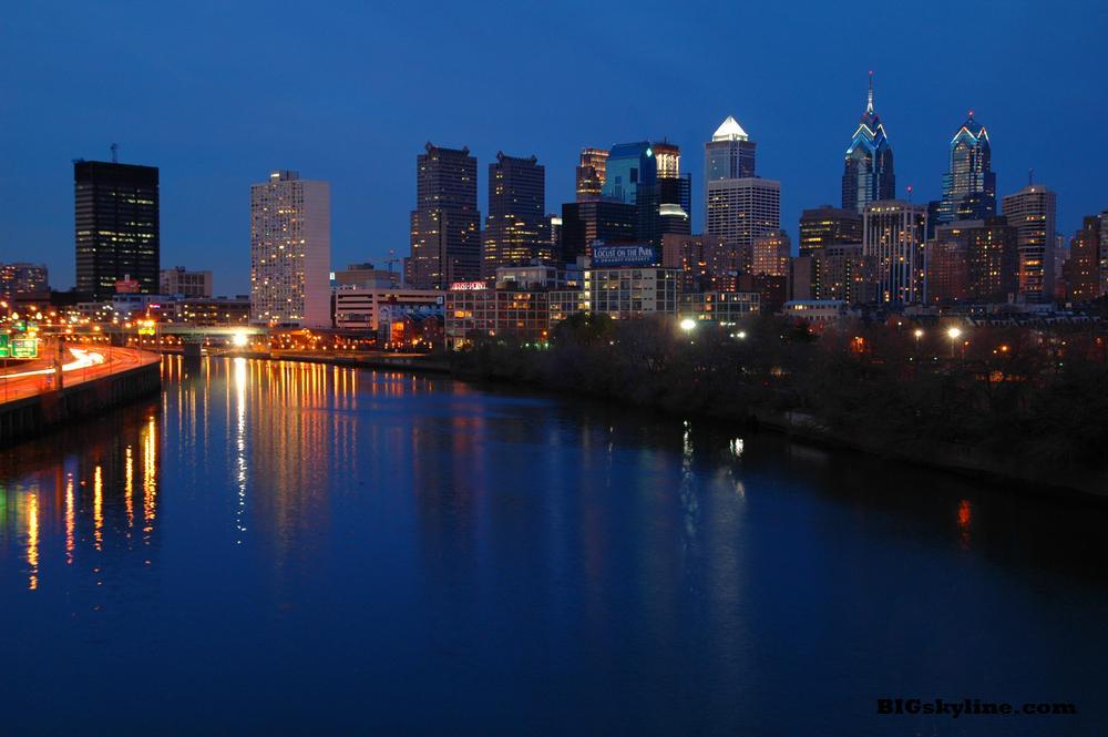 philadelphia skyline wallpaper - photo #21