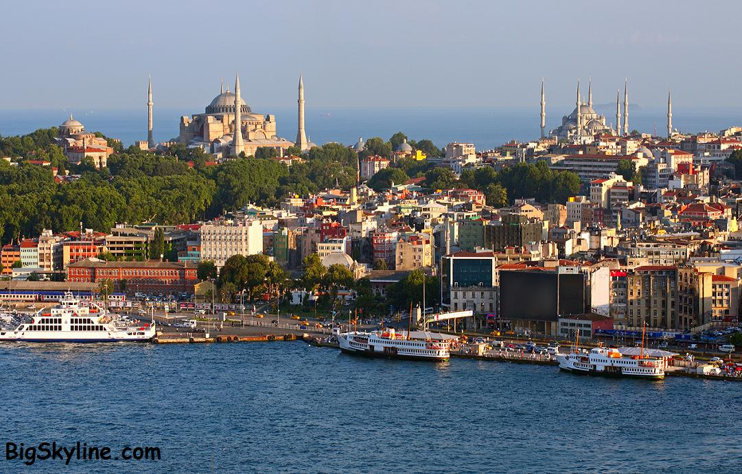 Istanbul with Topkapi Palace